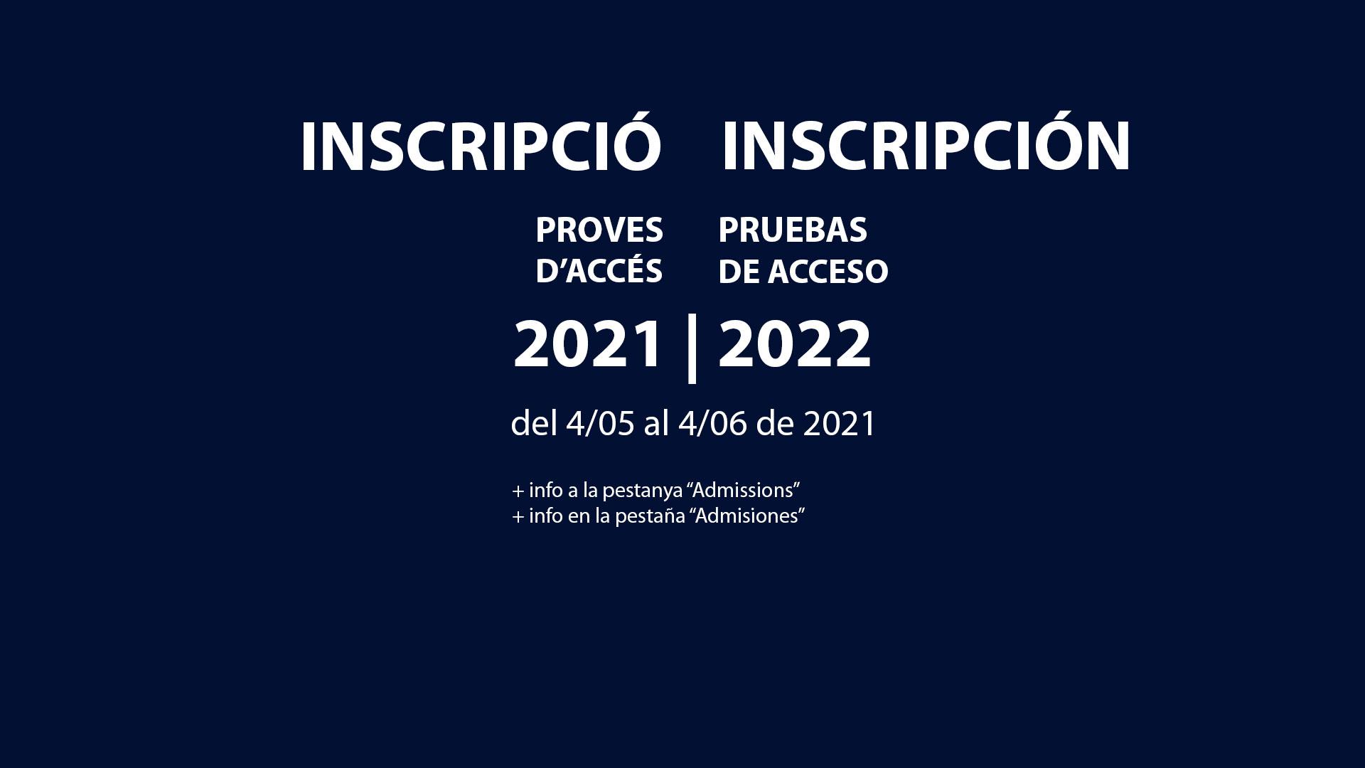 Proves_acces_2021_2022